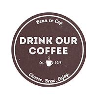Drink Our Coffee logo