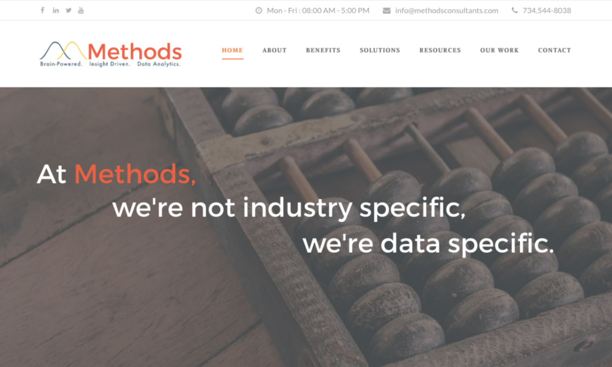 Methods Homepage