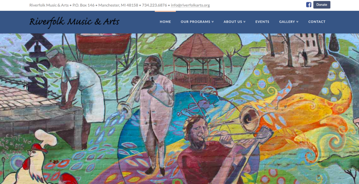 Riverfolk Music and Arts Homepage