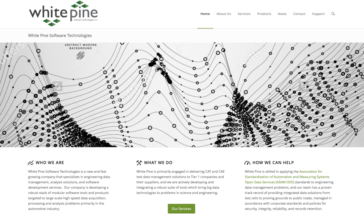 White Pine Software Technologies Homepage